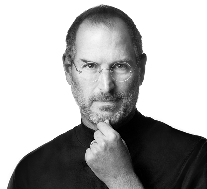 Steve Jobs, (c) Apple